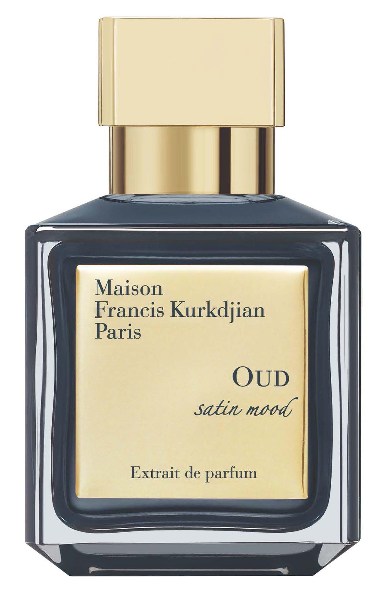Paris Oud Satin Mood Extrait De Parfum