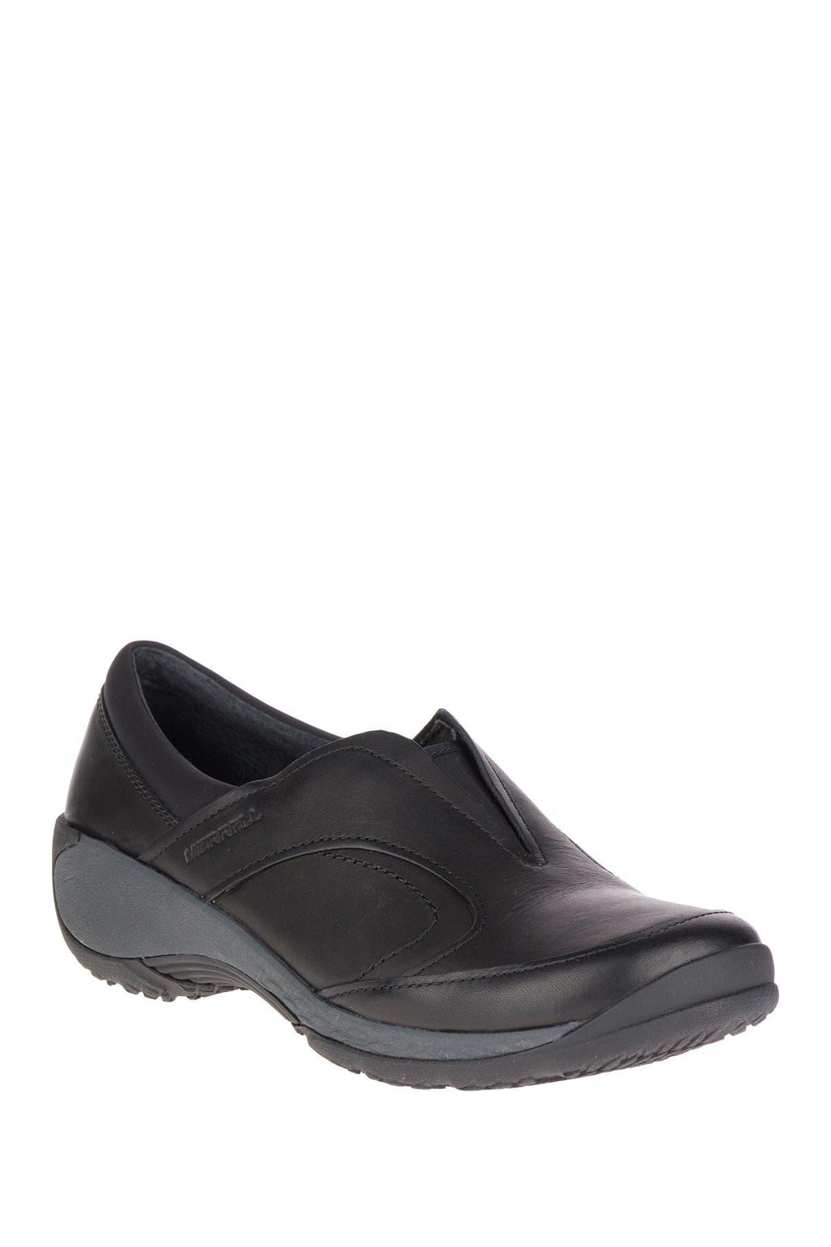 Image of Merrell Encore Q2 Moc Leather Flat