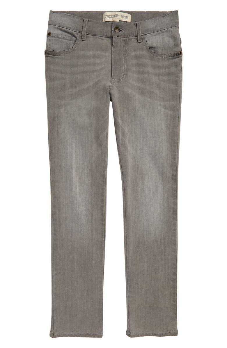 TUCKER + TATE Colored Jeans, Main, color, FOG WASH