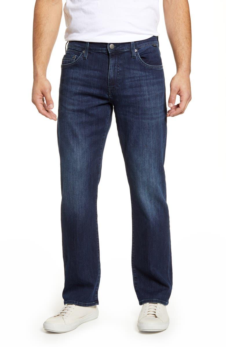 MAVI JEANS Matt Relaxed Fit Jeans, Main, color, DARK TONAL WILLIAMSBURG