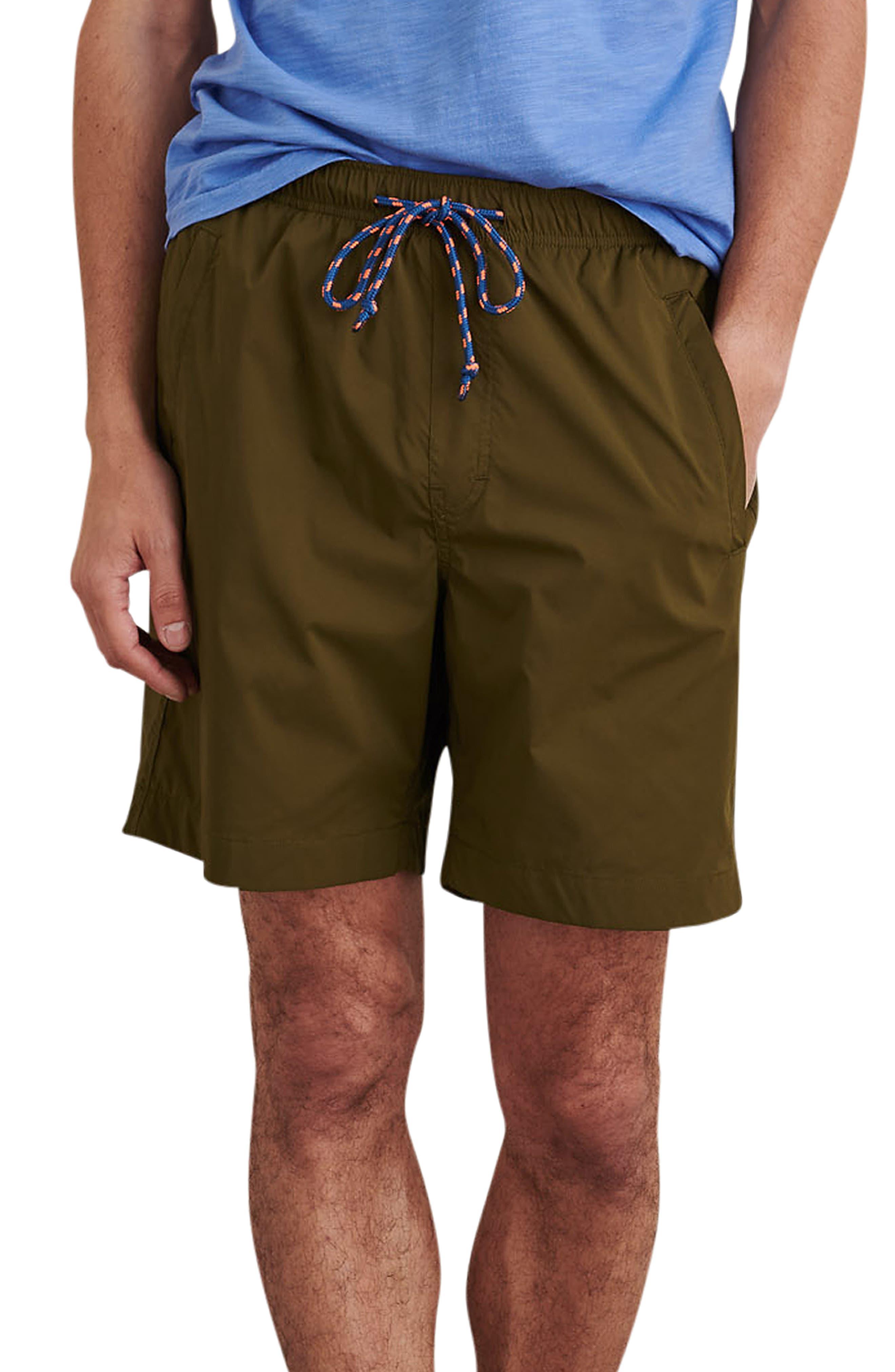 Tech Hybrid Drawstring Shorts
