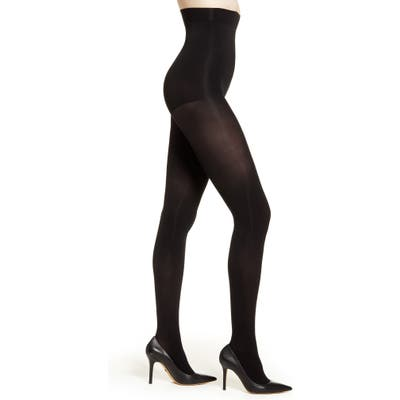 Natori Velvet Touch 2-Pack Opaque Control Top Tights