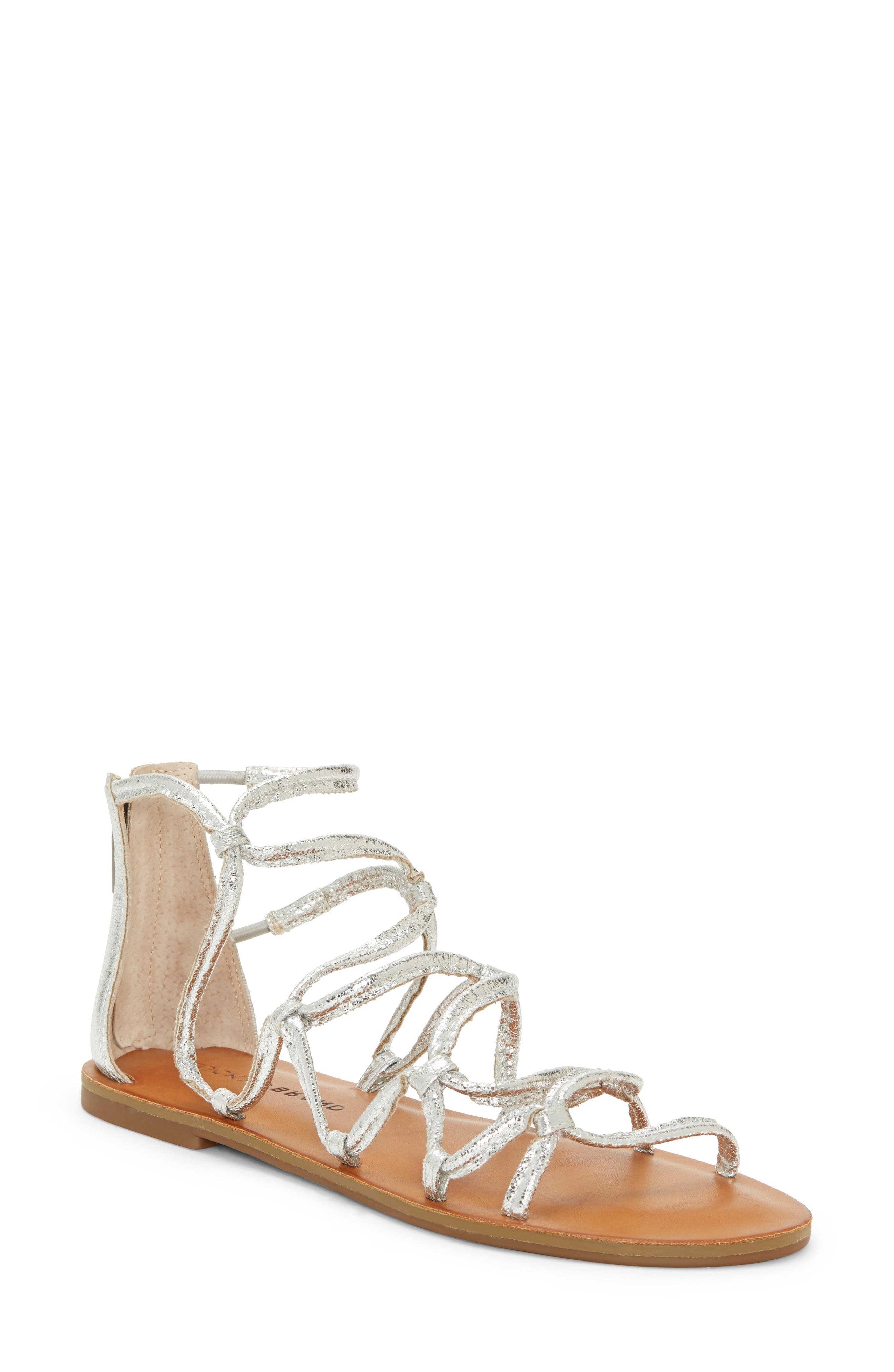 Lucky Brand Anisha Sandal, Metallic