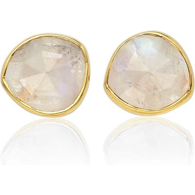Monica Vinader Siren Stud Earrings