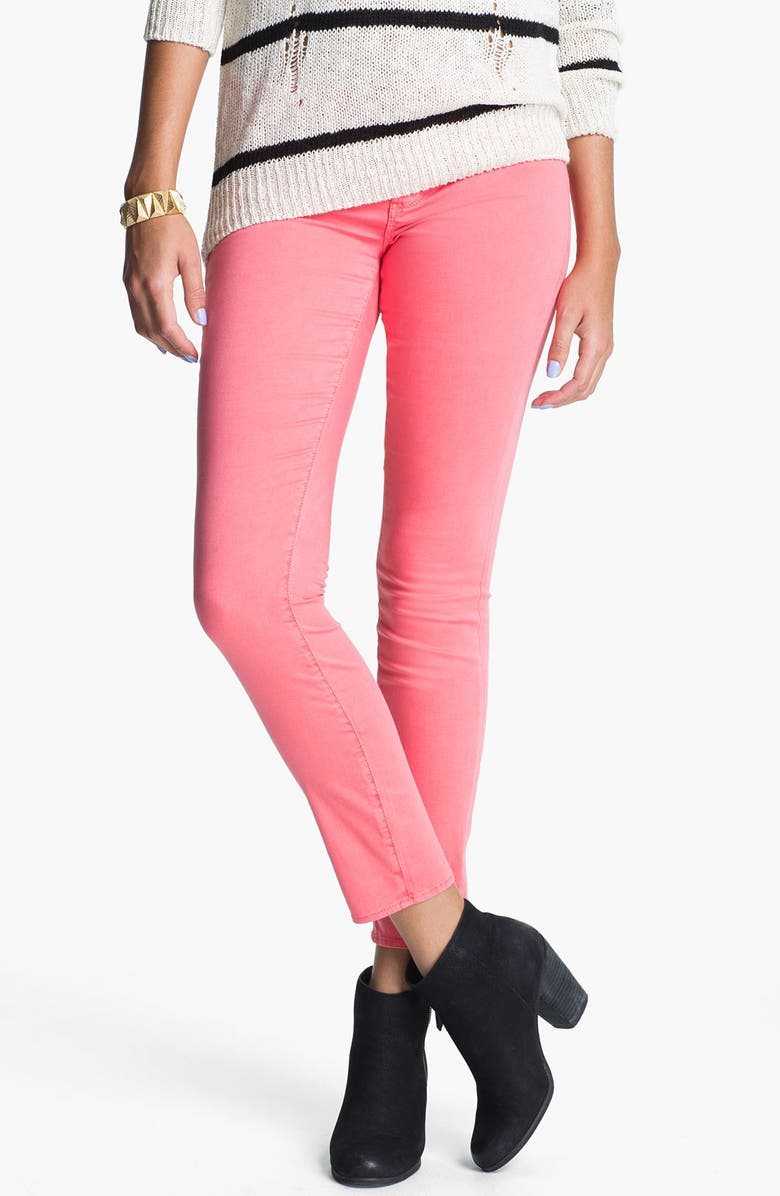ARTICLES OF SOCIETY 'Olivia' Skinny Jeans, Main, color, 650