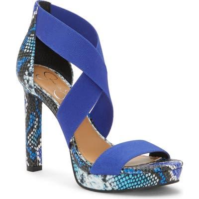 Jessica Simpson Lixen Sandal, Blue