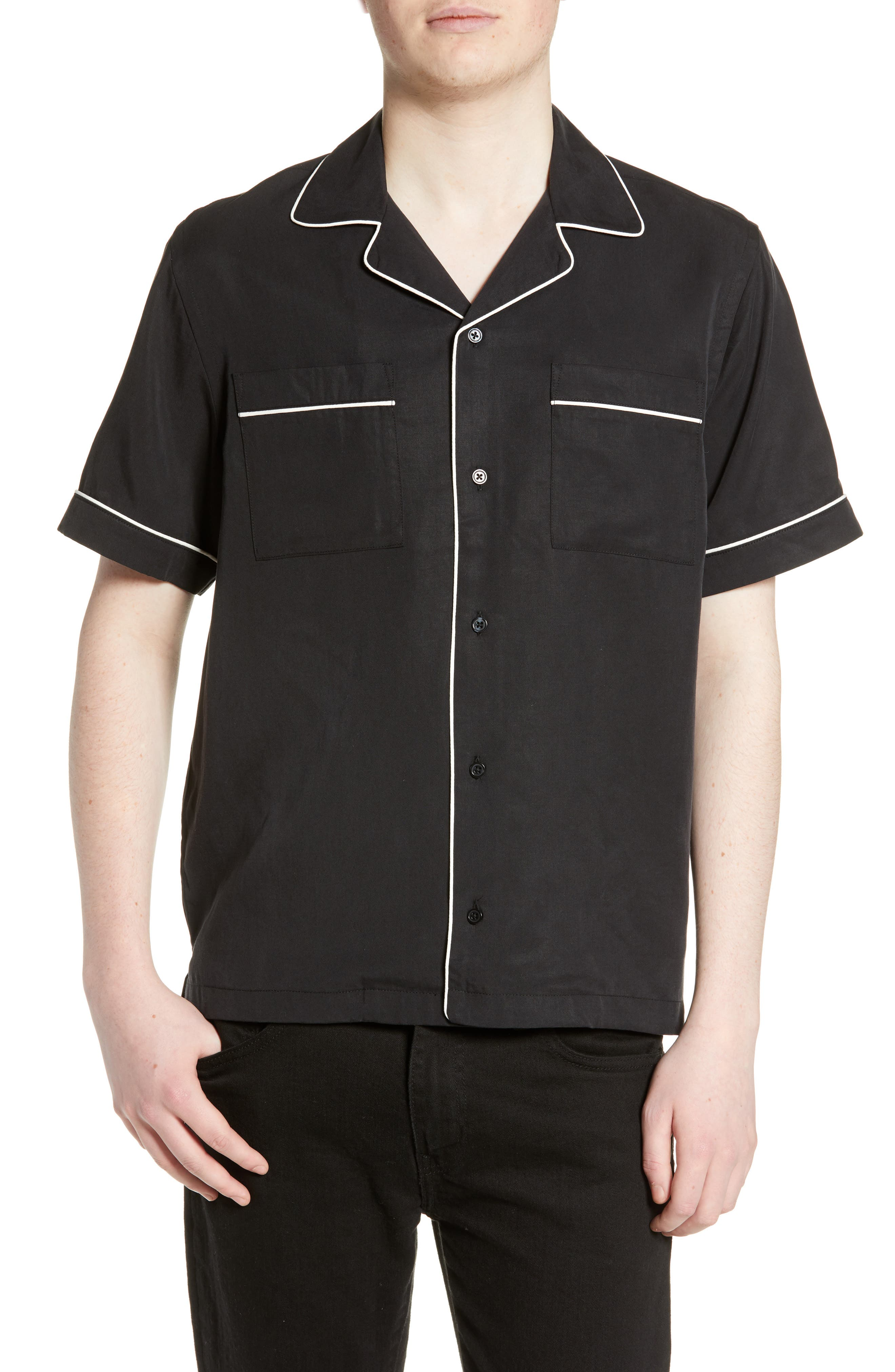 ,                             Cameron Camp Shirt,                             Main thumbnail 1, color,                             001