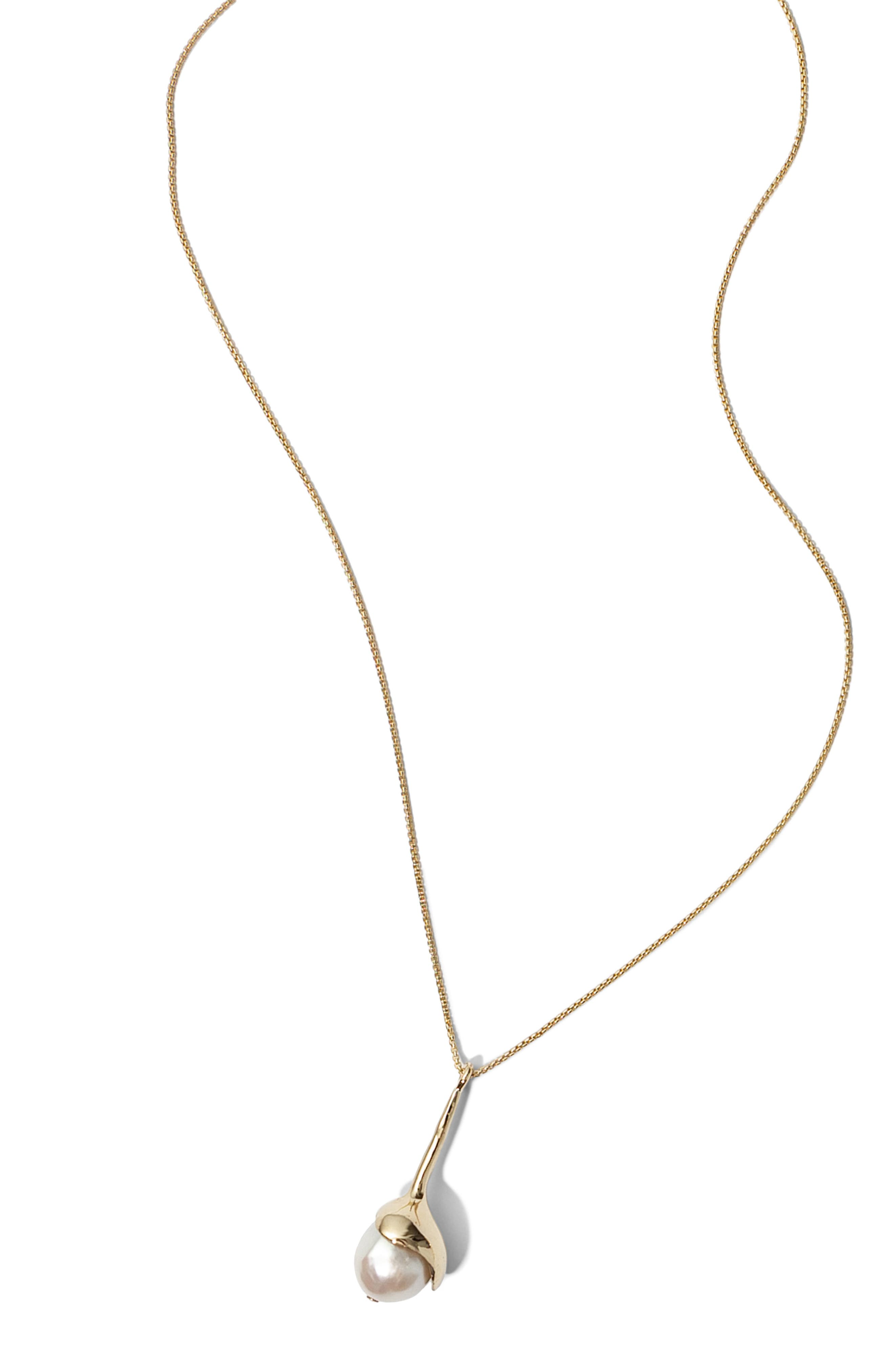 Sappho Pearl Necklace