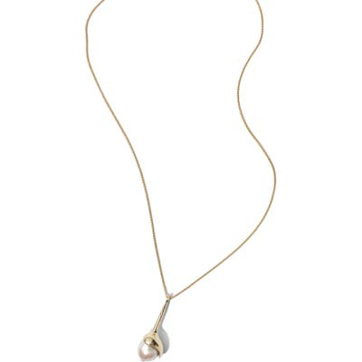 Faris Sappho Pearl Necklace