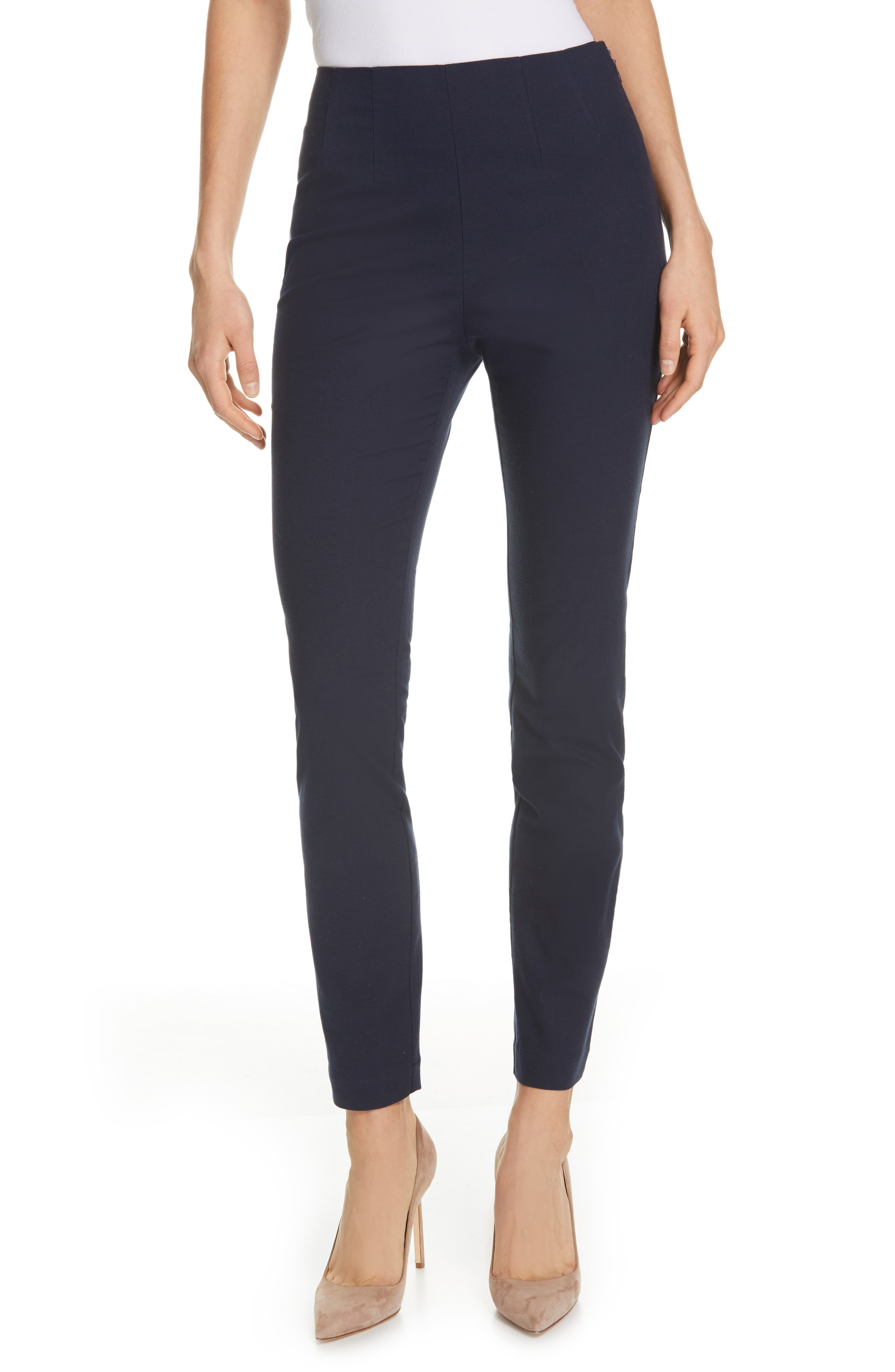 Women's Tailored By Rebecca Taylor Stretch Suiting Pants
