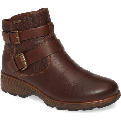Bionica Elba Bootie- Brown