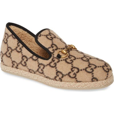 Gucci Fria Loafer, Brown