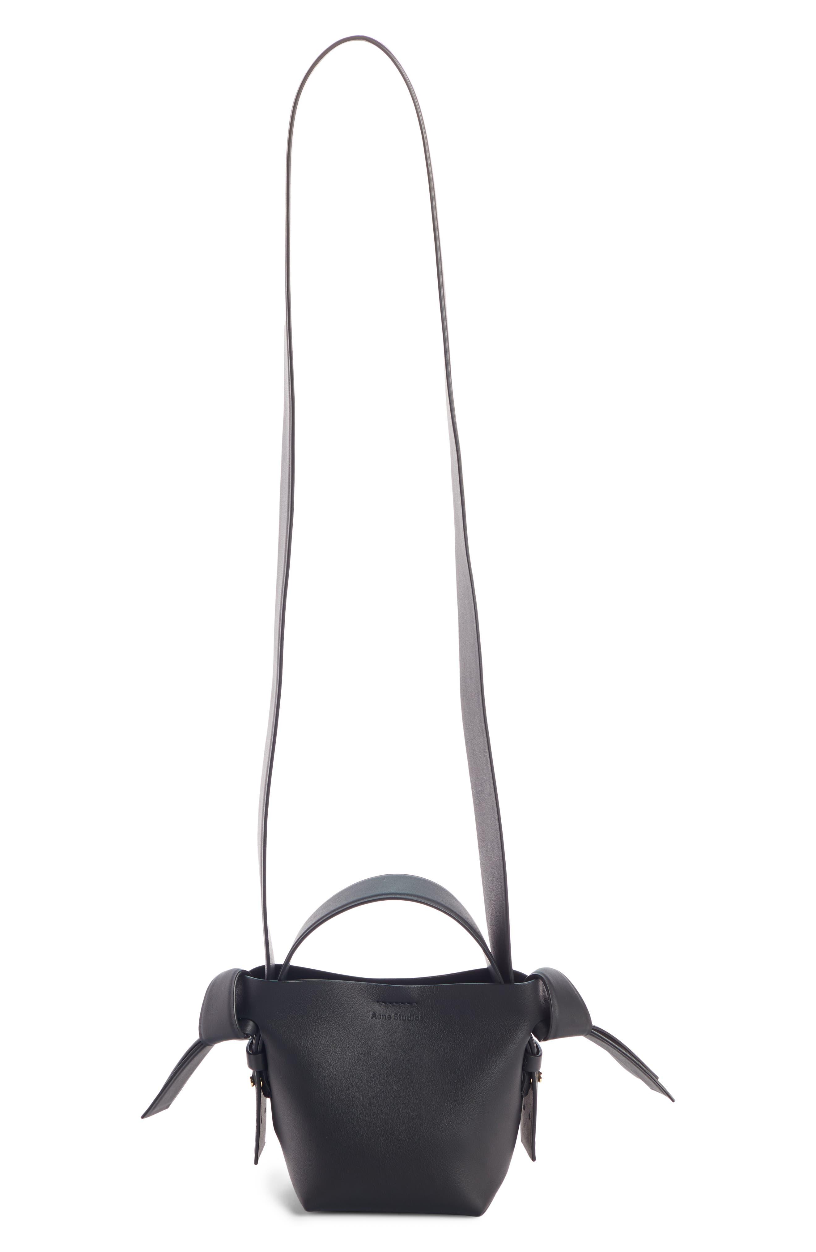Acne Studios Micro Musubi Crossbody Bag | Nordstrom