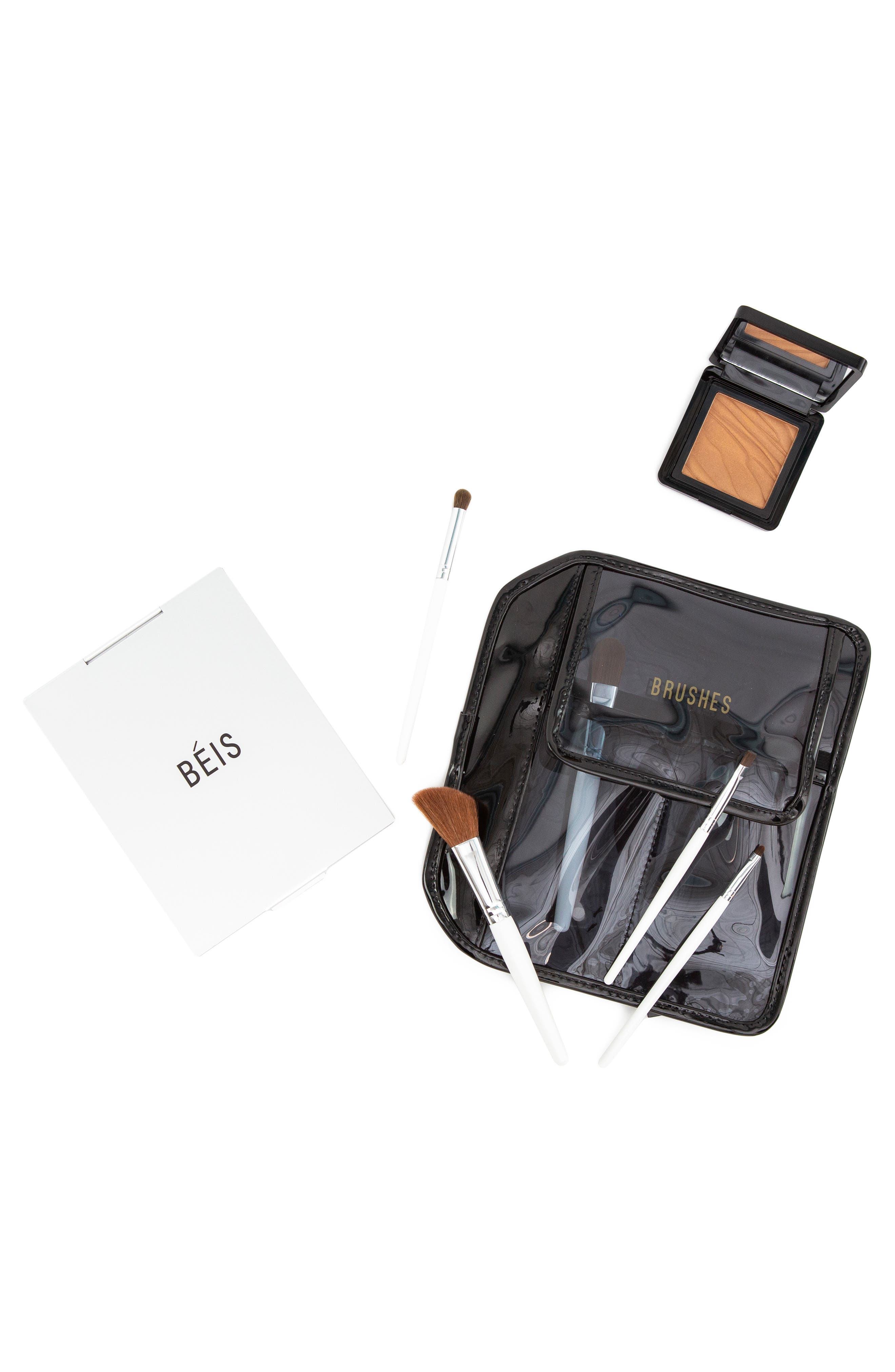 ,                             Travel Cosmetics Case,                             Alternate thumbnail 8, color,                             001