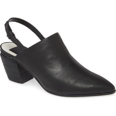 Dolce Vita Laney Slingback Mule- Black