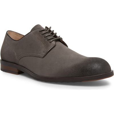 Steve Madden Briton Plain Toe Derby, Grey