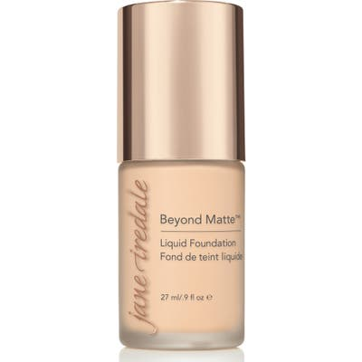 Jane Iredale Beyond Matte Liquid Foundation - M2