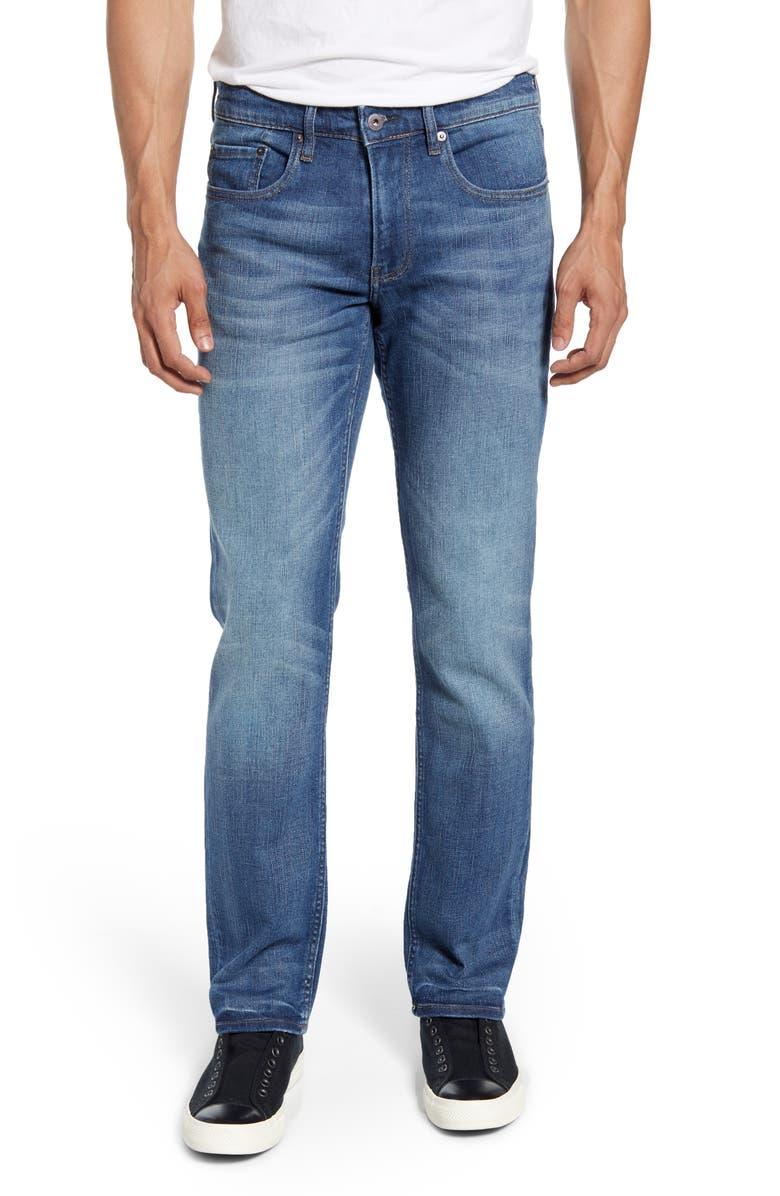 BONOBOS Slim Leg Jeans, Main, color, MISTER BLUE