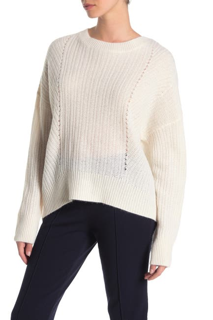 Image of 360 Cashmere Ali Dolman Sleeve Cashmere Sweater