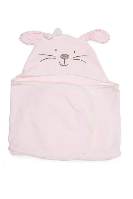 Image of koala baby Bunny Towel Swaddle