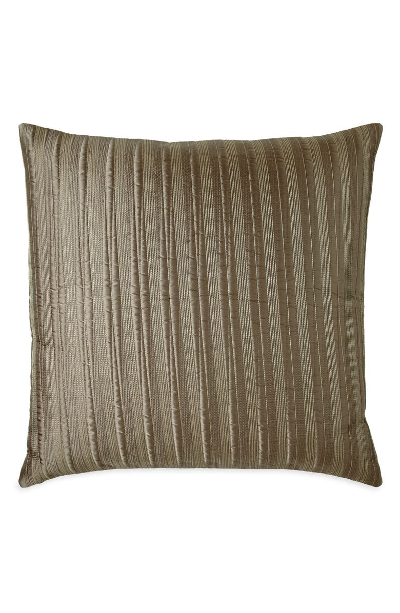 DONNA KARAN NEW YORK Sanctuary Euro Sham, Main, color, MINK