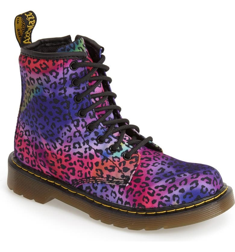 Dr Martens Delaney Tattoo Boot Toddler Little Kid