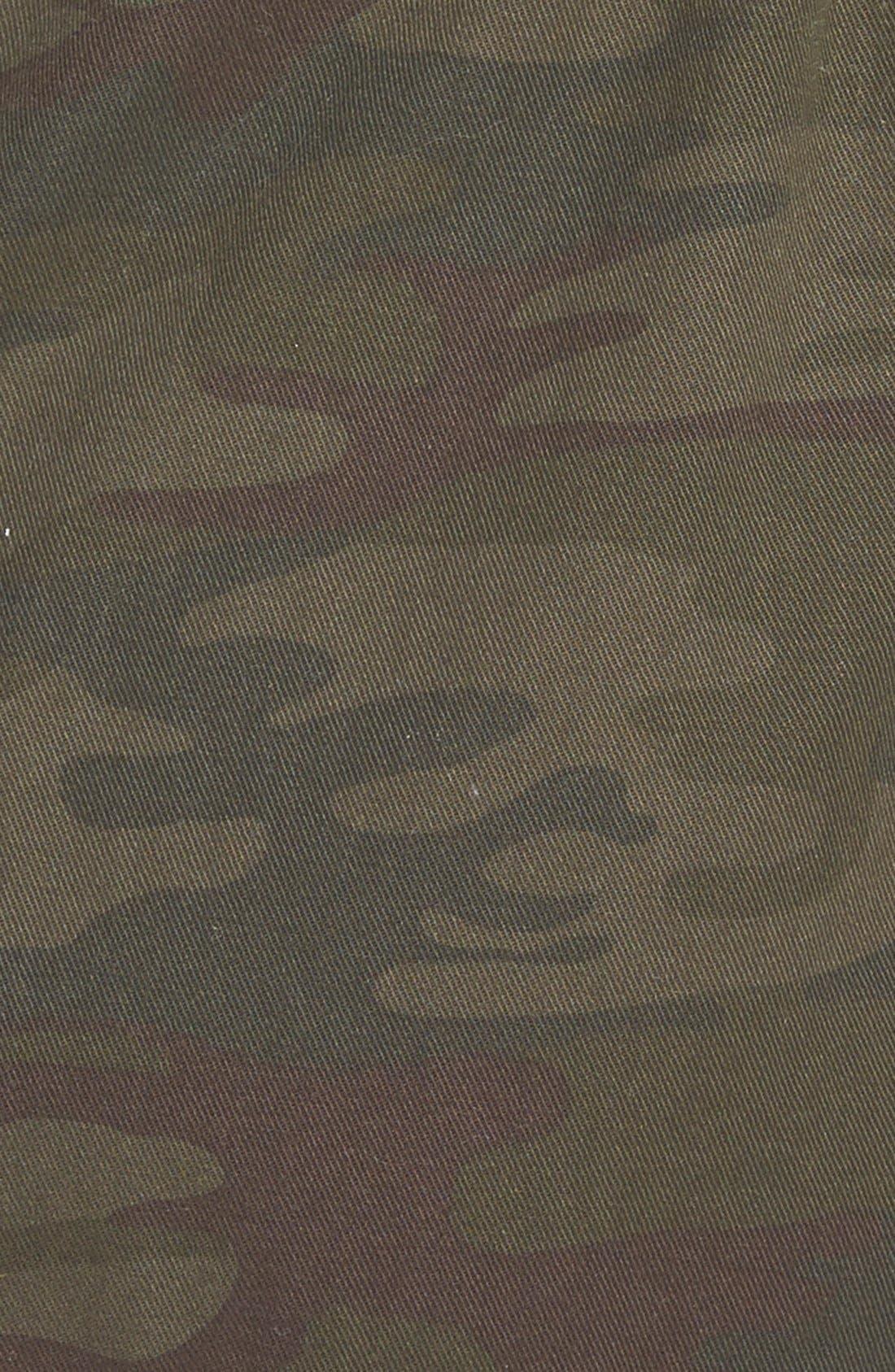 ,                             'Civilian' Camo Print Jacket,                             Alternate thumbnail 3, color,                             300