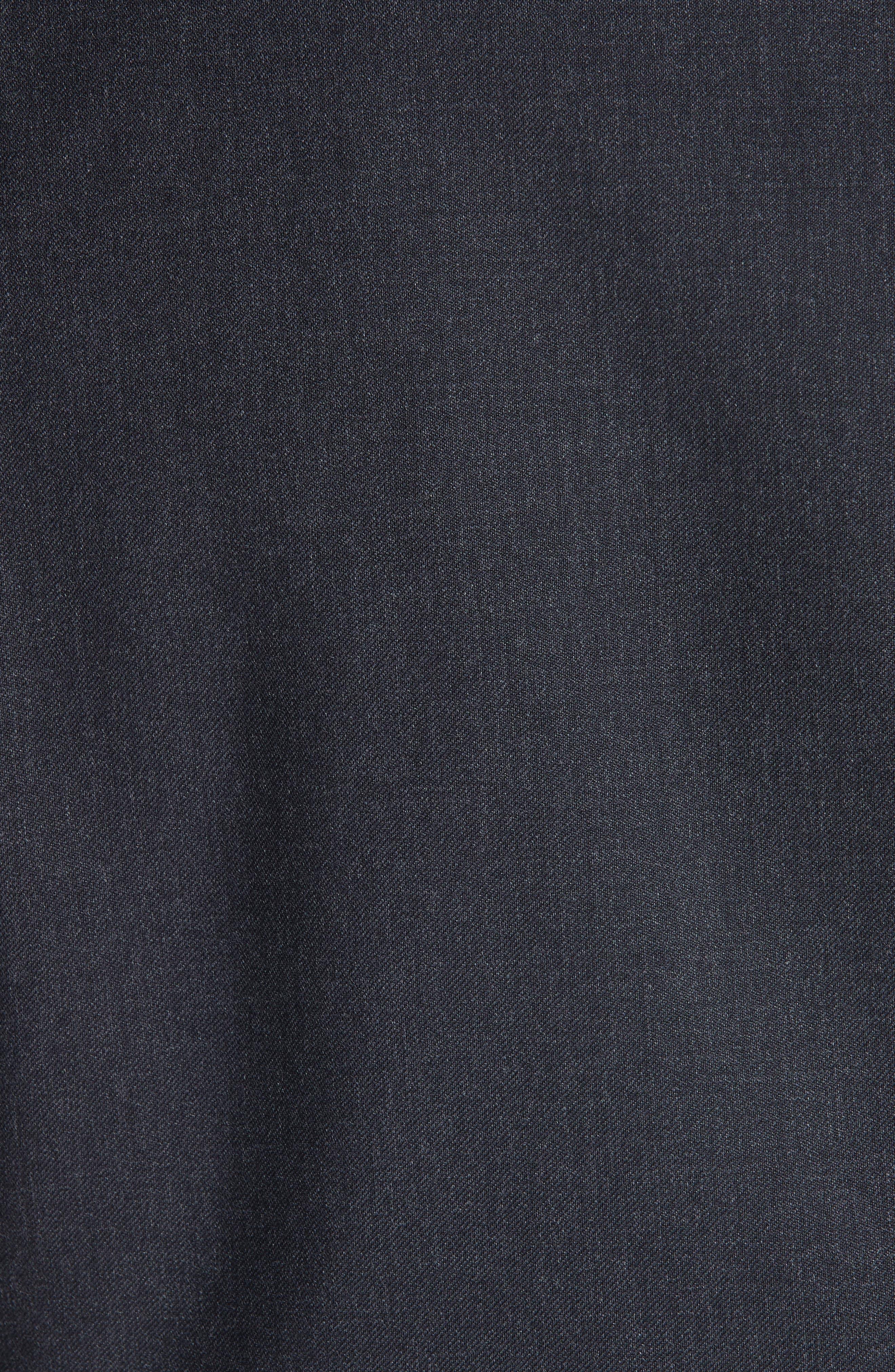 ,                             Classic Fit Wool Suit,                             Alternate thumbnail 7, color,                             CHARCOAL