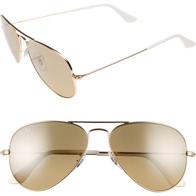 Ray-Ban Small Original 55Mm Aviator Sunglasses -