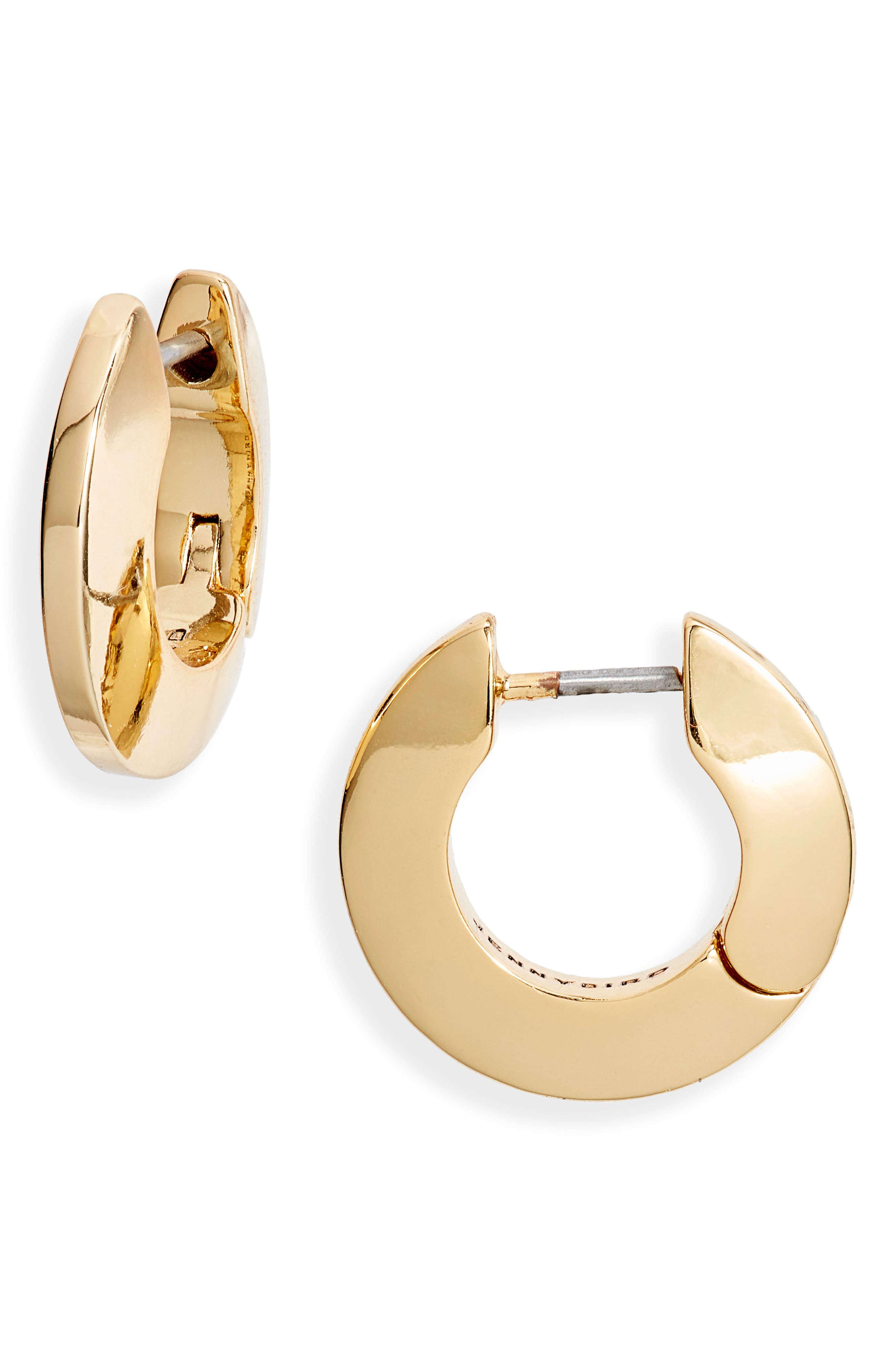 Small Toni Hoop Earrings