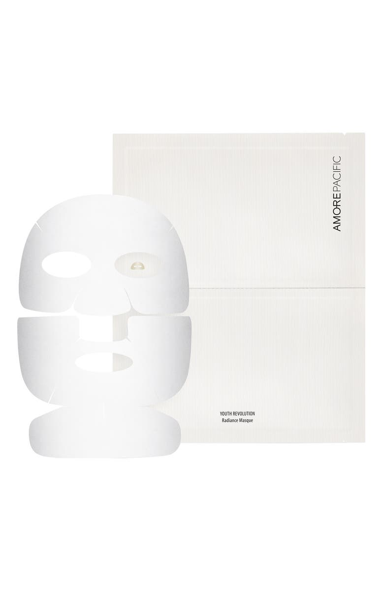 AMOREPACIFIC Youth Revolution Radiance Sheet Masques, Main, color, NO COLOR