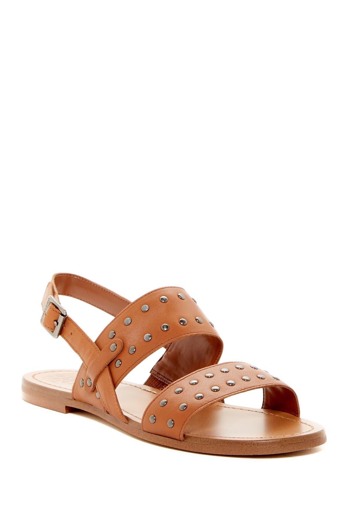 Image of Vince Camuto Rickita Studded Leather Sandal
