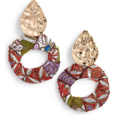 Bracha Eden Hoop Earrings