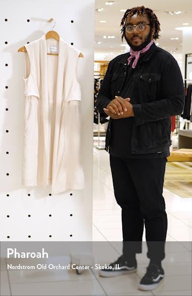 Stacy Long Vest, sales video thumbnail