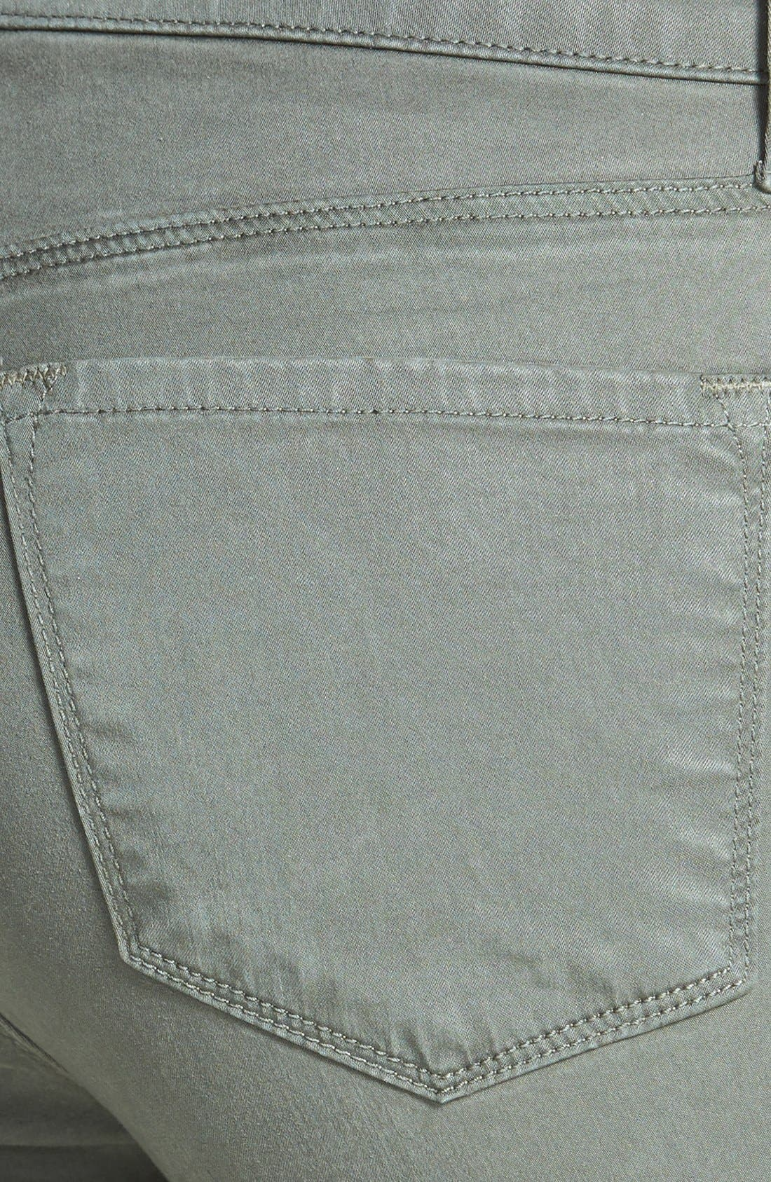 ,                             '485' Mid Rise Super Skinny Jeans,                             Alternate thumbnail 36, color,                             324