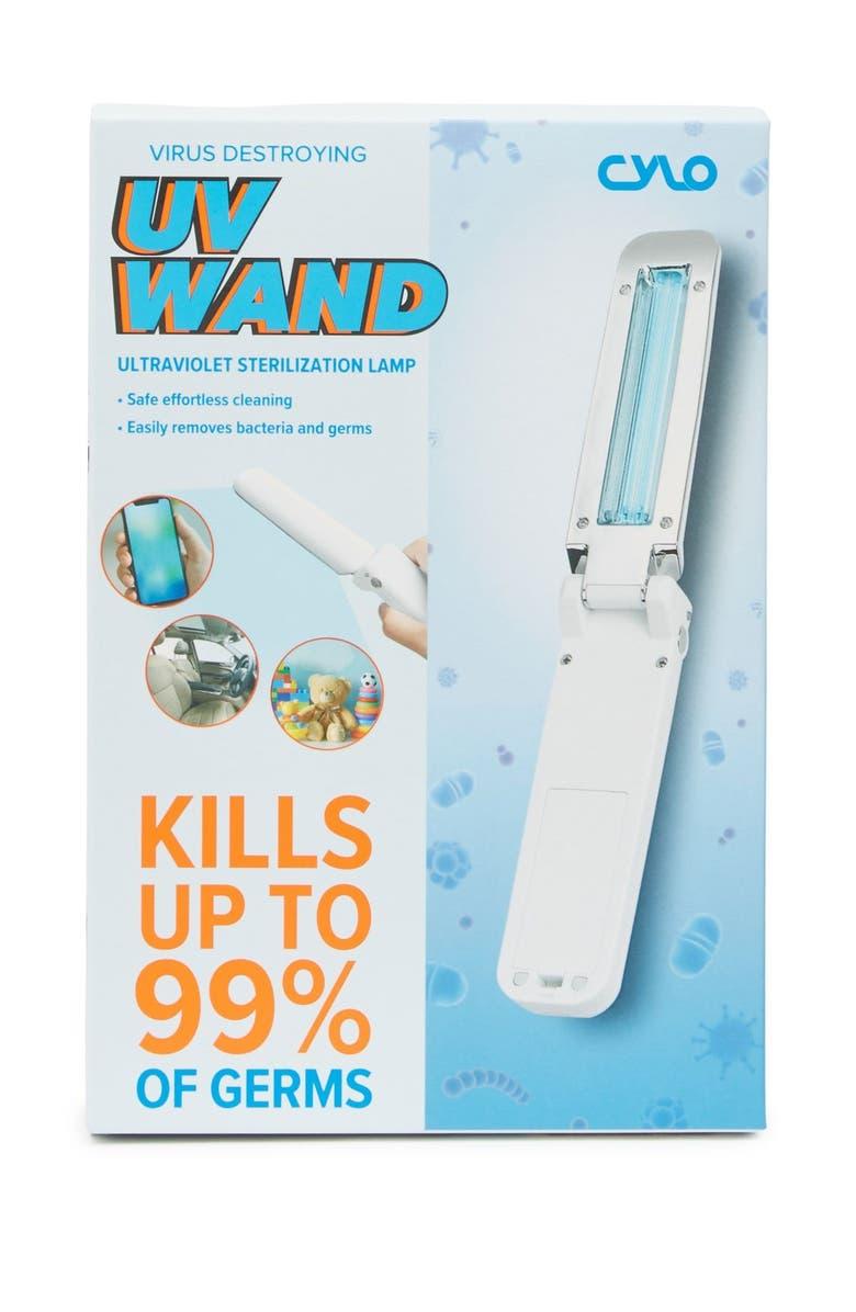 Cylo White UV Sanitizing Wand
