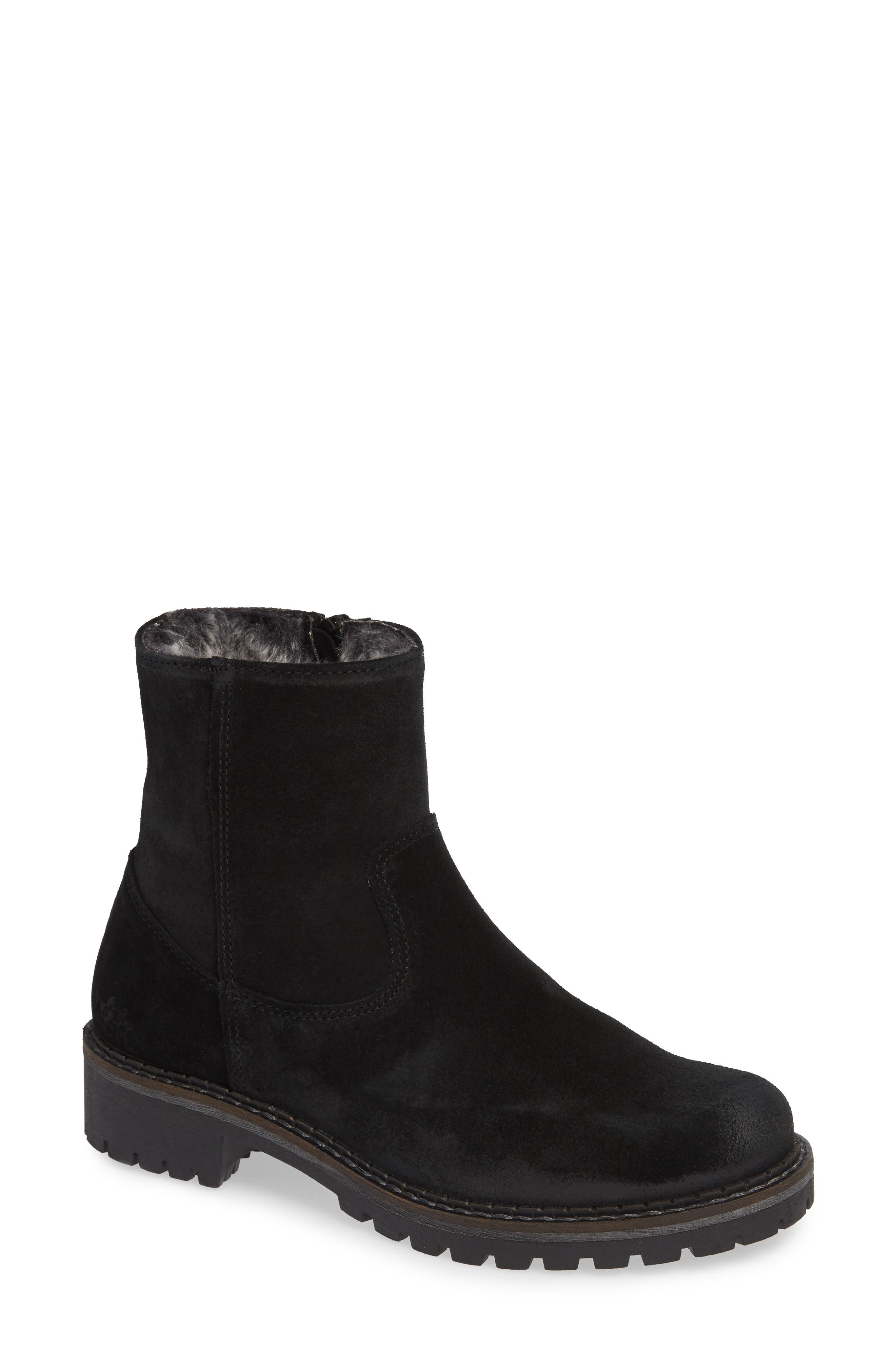 Bos. & Co. Host Faux Fur Lined Boot