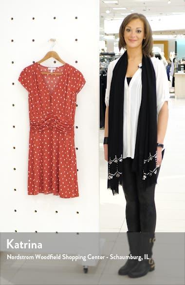 Ruched Waist Minidress, sales video thumbnail