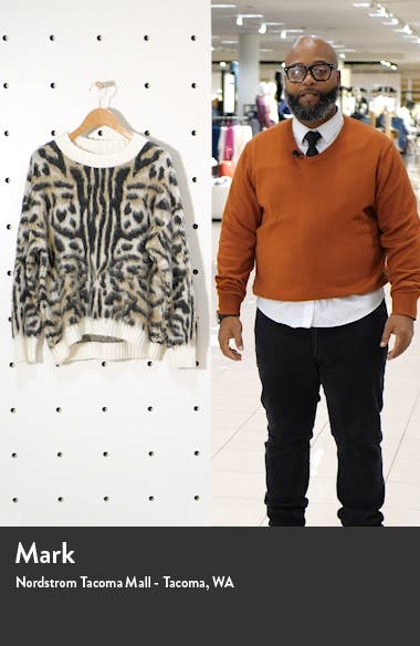 Oversize Brushed Pullover, sales video thumbnail
