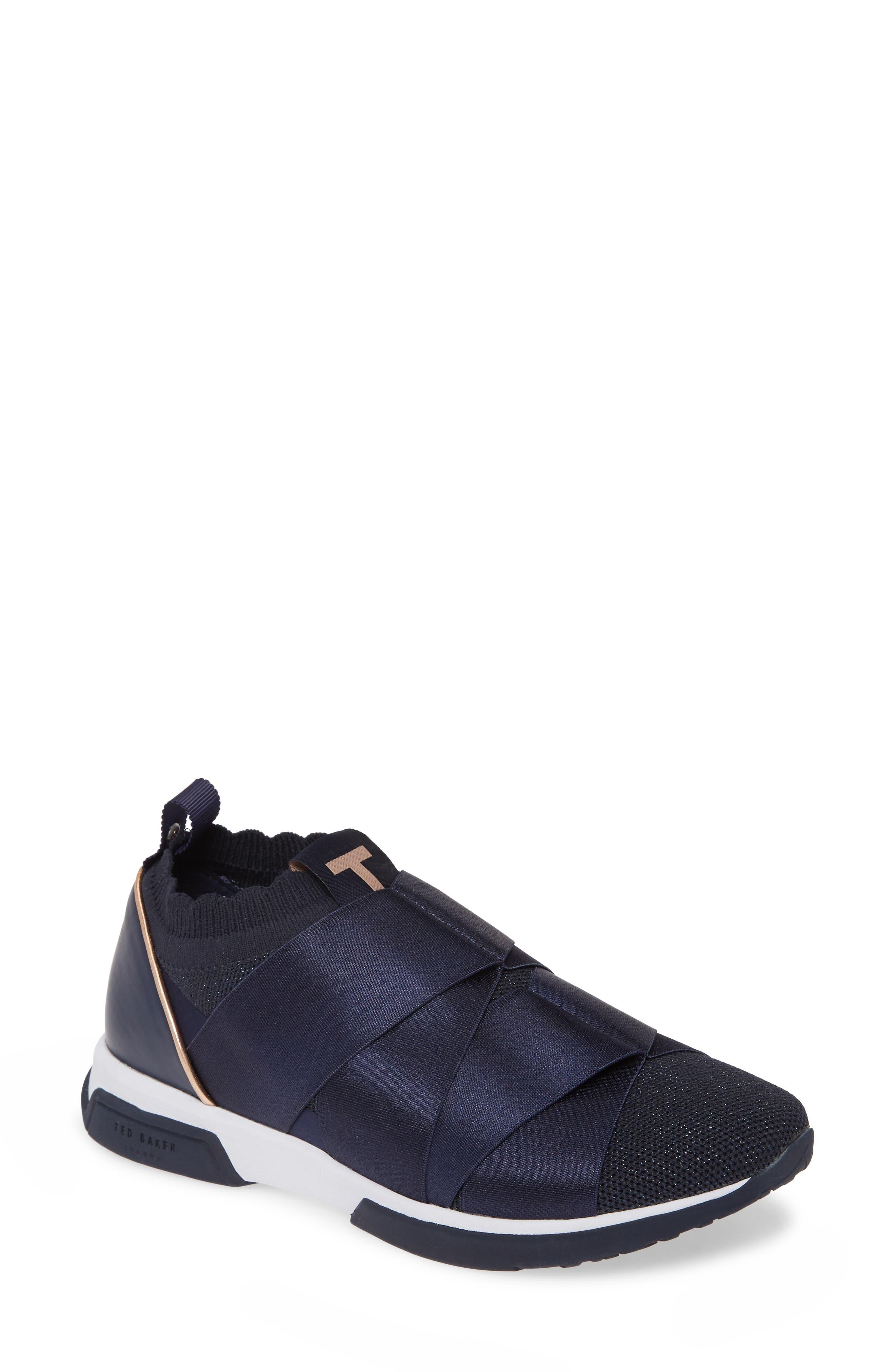 Ted Baker London Queana Sneaker- Blue