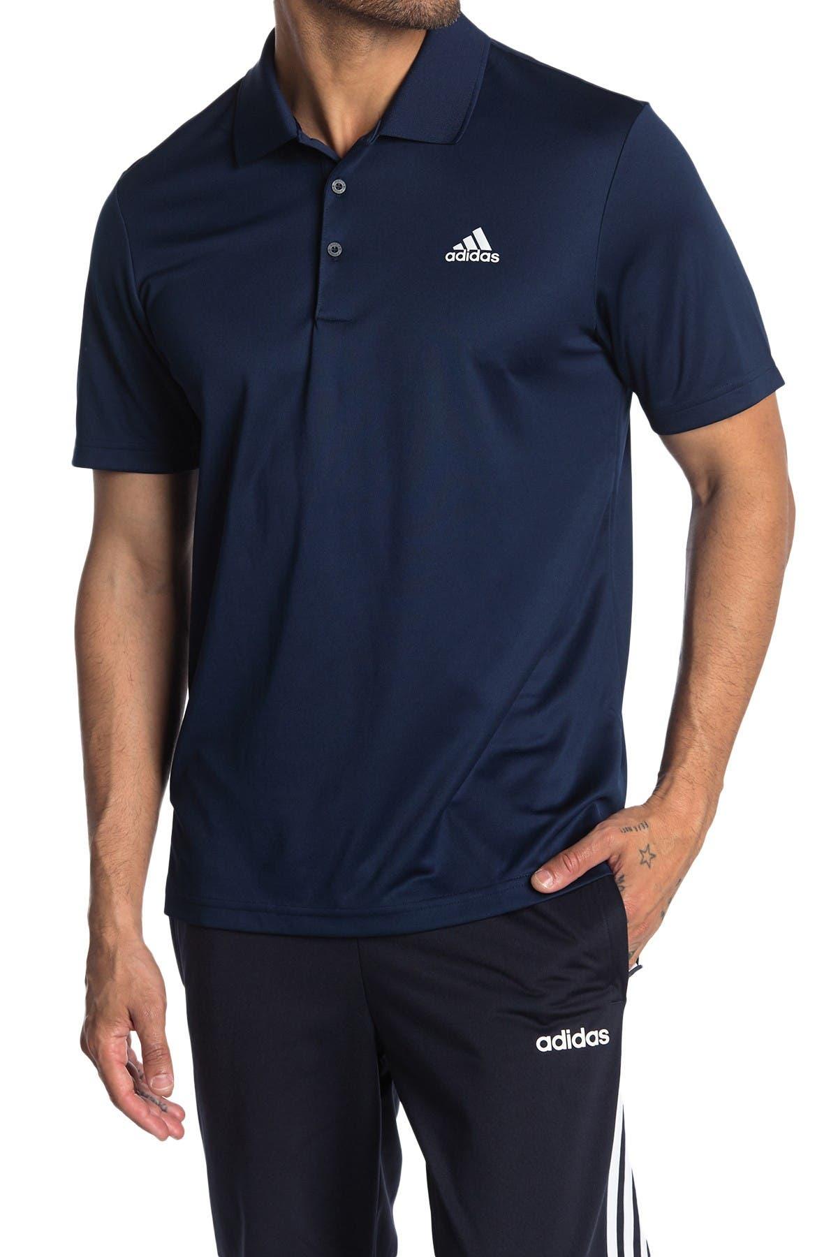 Image of Adidas Golf Performance LC Polo Shirt