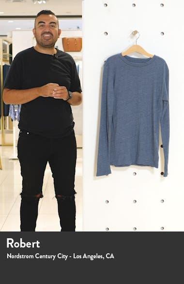Kids' Essential Long Sleeve T-Shirt, sales video thumbnail