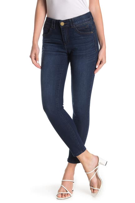 Image of Democracy Ab Technology Ankle Skinny Jeans