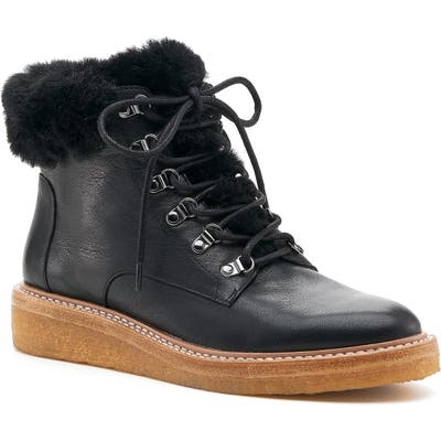 Botkier Winter Faux Fur Trim Boot