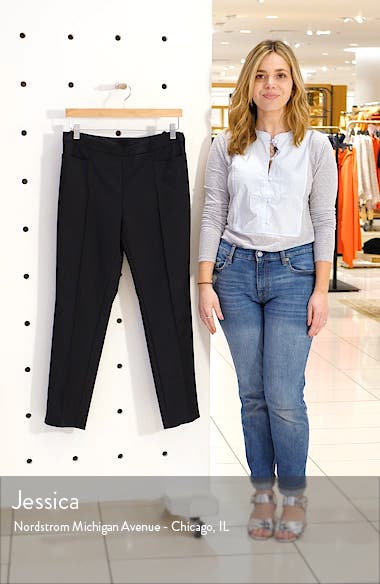 'Franca' Techno Cotton Pants, sales video thumbnail