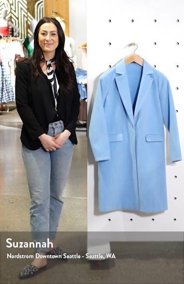 Lightweight Long Coat, sales video thumbnail