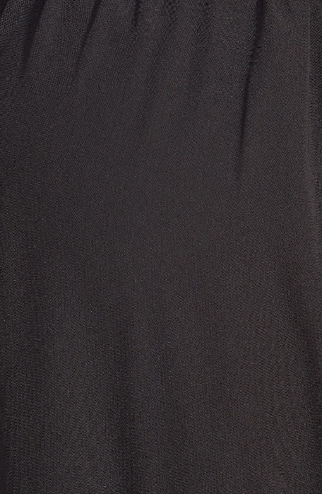 ,                             Perfect Woven Pants,                             Alternate thumbnail 2, color,                             001