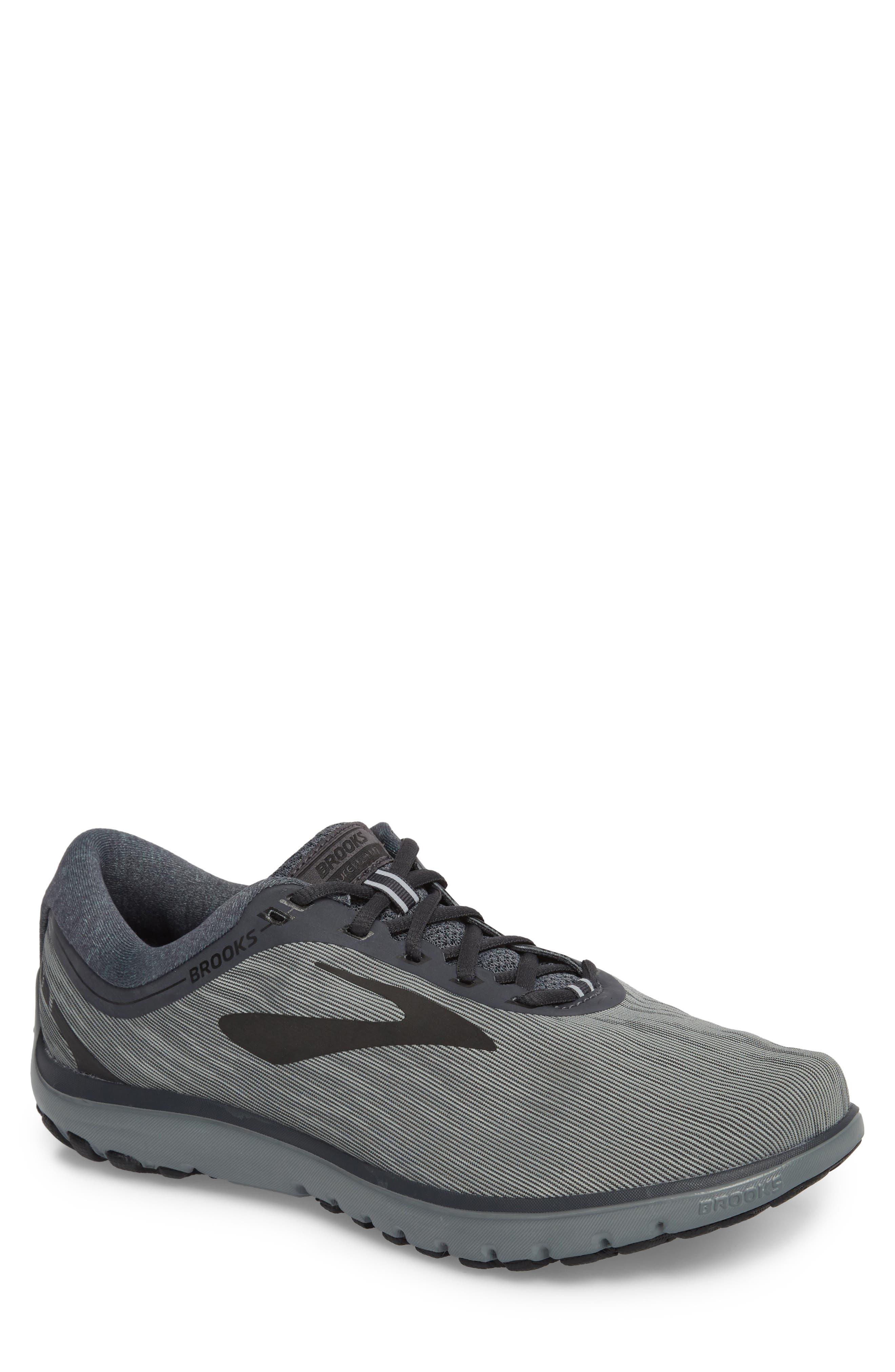 Brooks Pureflow 7 Running Shoe, Grey