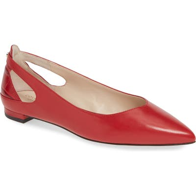 Cole Haan Ramsey Flat, Red