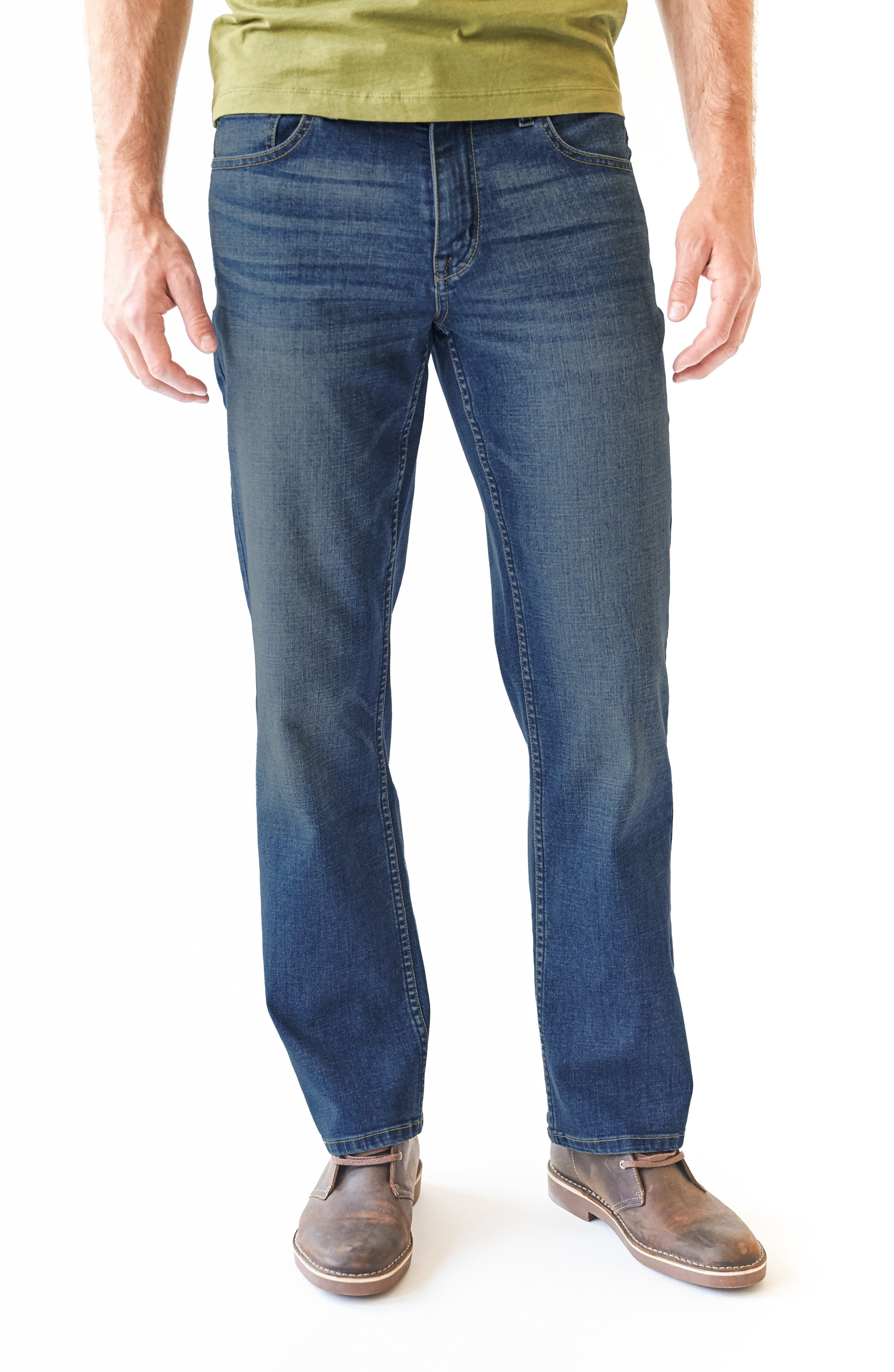 Bootcut Performance Jeans